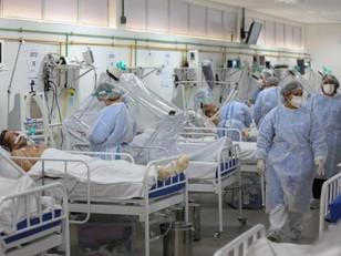 SUS vive pior momento na pandemia de Covid-19