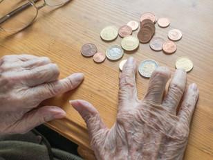 Sem dinheiro, os mais pobres têm mais dívidas
