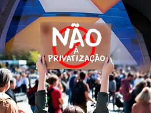 Audiência debate a política de privatização da Caixa