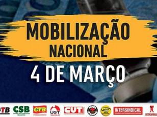 Quinta é dia nacional de mobilização em defesa das estatais