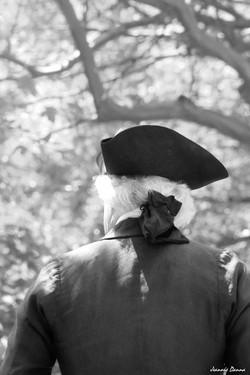 Thomas Jefferson Impersonator