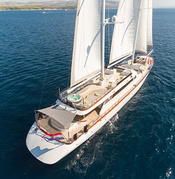 Lady Gita Yacht 1
