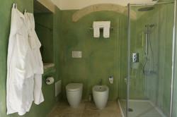 junior suite bagno