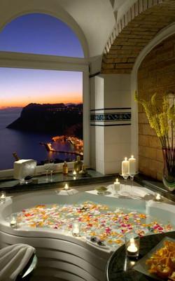 Master Suite Tiberio bath