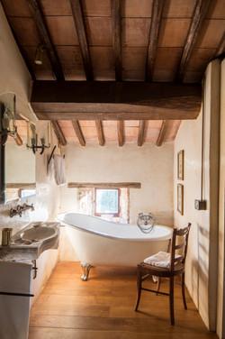Suite Giardino bathtub