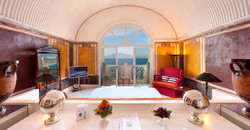 Suite Pompeiana living