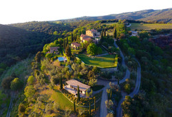 Castello from the sky