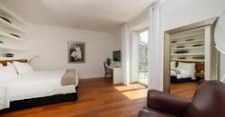 Suite vesuvio bedroom