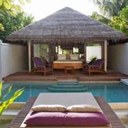 island villa outdoor
