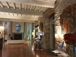 Ingresso Hotel Brunelleschi