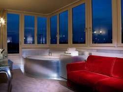 Suite executive terrazza privata bathroo
