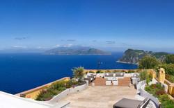 Capri master Suite view