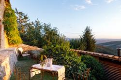 Suite Giardino hidden garden