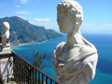 Le cartoline di Deluxewell Luxury Travel Collections: Villa Cimbrone