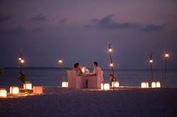 pr.dinner beach