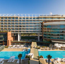 1. Almar Jesolo Resort & Spa