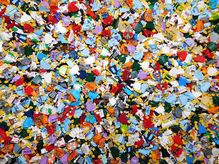 LEGO MiniFigure TORSOS