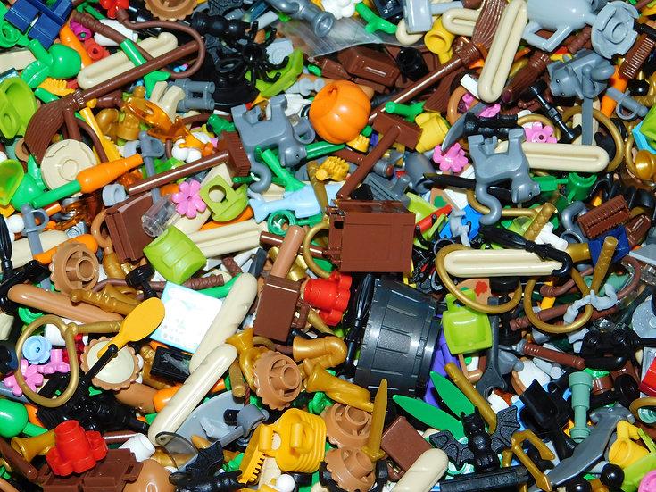 LEGO MiniFigure Accessories
