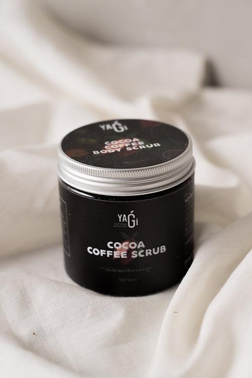 YAGI NATURAL COCOA COFFEE SCRUB