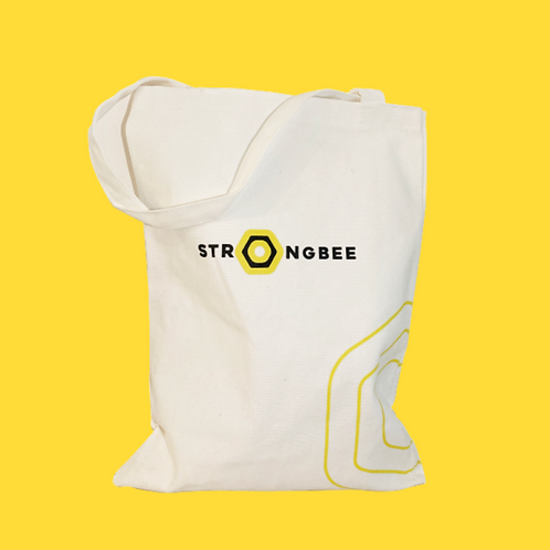 STRONGBEE TOTE BAG