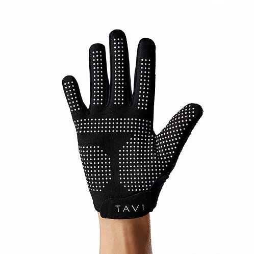 TOESOX TAVI NOIR GLOVES FULL FINGER