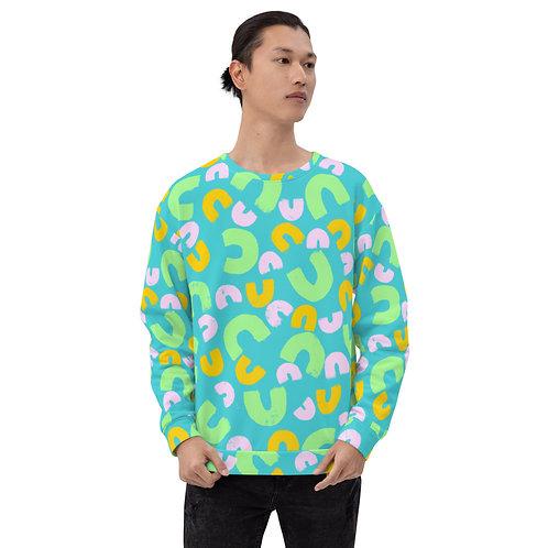 Artist called LO print Sweatshirt