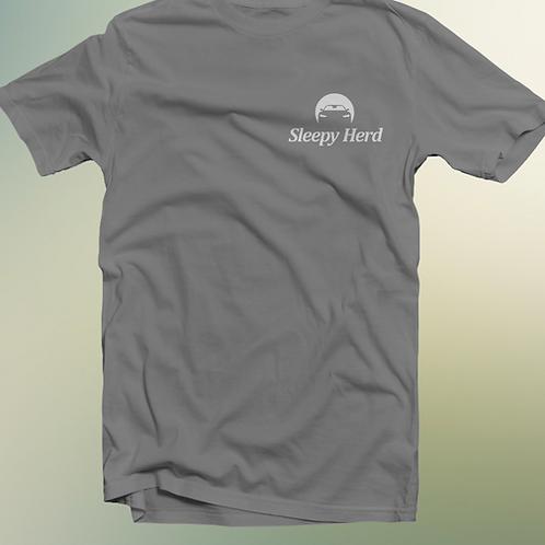 Sleepy Herd T-shirt - Grey
