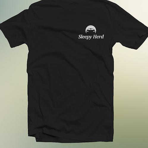 Sleepy Herd T-shirt - Black