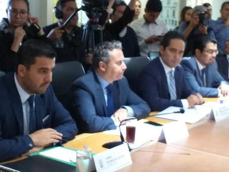 Comisión Inspectora de la LX Legislatura, solicita ampliación de información de las obras realizadas