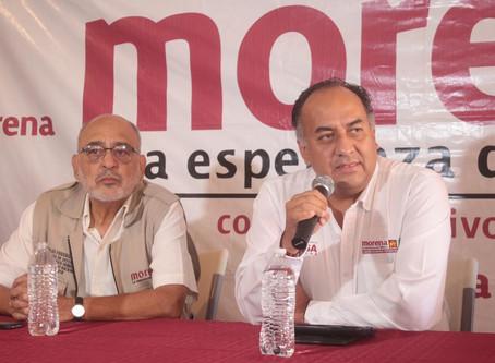Enrique Cárdenas se hace la víctima para ganar algunos votos: David Méndez