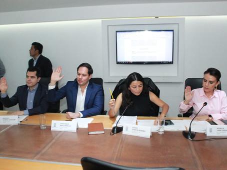 Comisión de Gobernación aprueba que el 10 de septiembre tomen protesta los integrantes del Ayuntamie