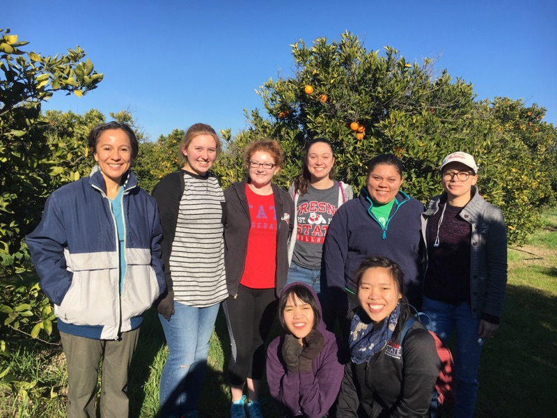 gleaning group