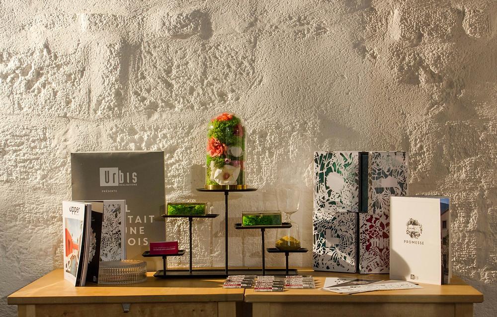 Soirée de lancement d'un programme immobilier, à l'Hôtel Magnol (Montpellier)