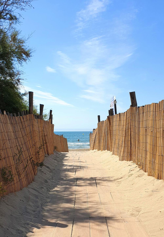 Montpellier, près des plages