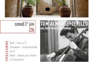 01.06.19 Tom Almerge-Zerillo | Les Concerts de Magnol