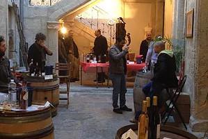 Dégustation de vins du Languedoc