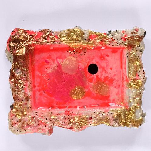 Cuadrito 17/500 - 5 x 3,5 cm