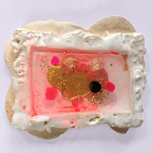 Cuadrito 20/500 - 5 x 3,5 cm