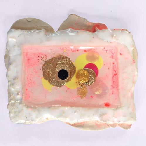 Cuadrito 18/500 - 5 x 3,5 cm