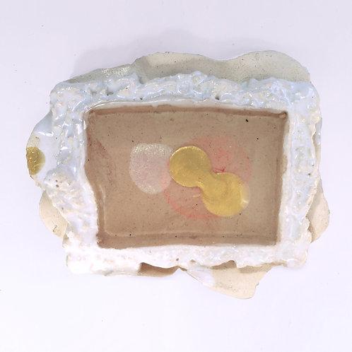 Cuadrito 7/500 - 5 x 3,5 cm