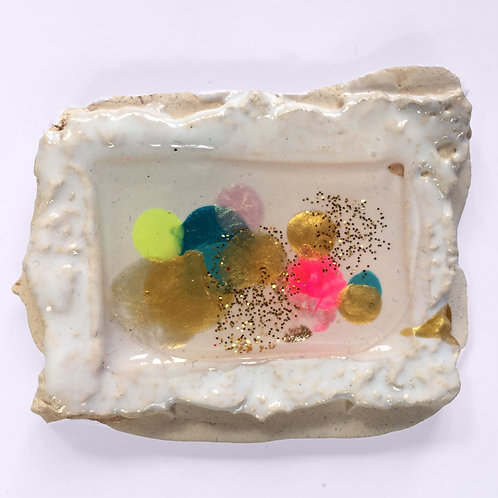 Cuadrito 22/500 - 5 x 3,5 cm