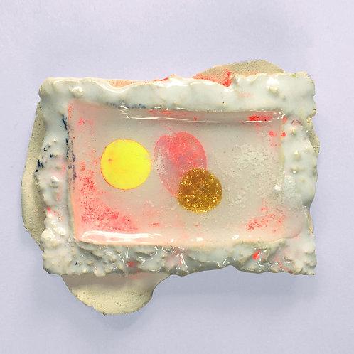 Cuadrito 4/500 - 5 x 3,5 cm