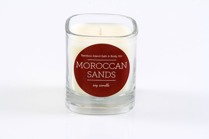 Moroccan Sands Soy Candle