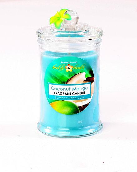 Coconut Mango Soy Candle