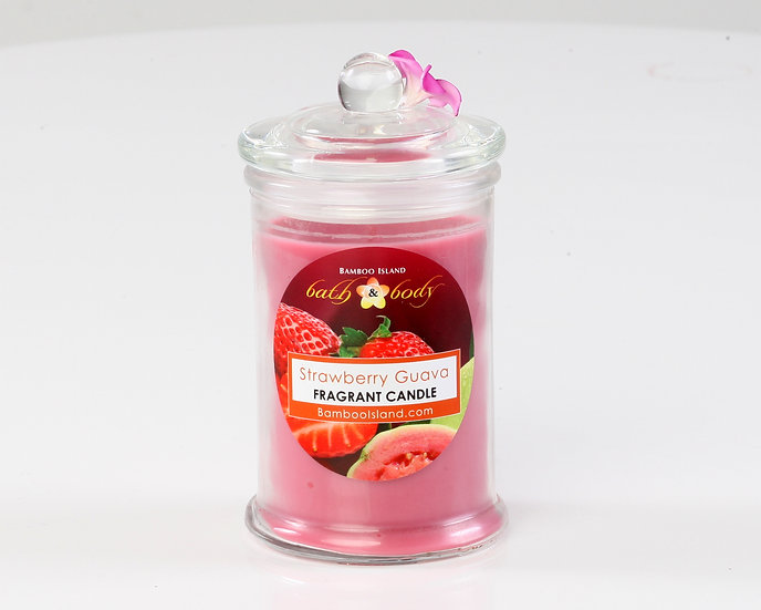 Strawberry Guava Soy Candle