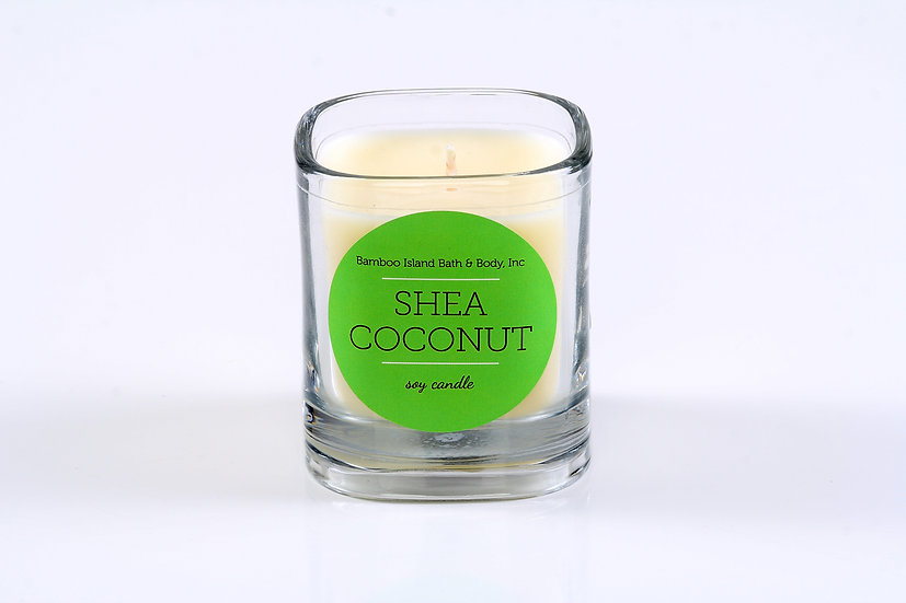 Shea Coconut Soy Candle