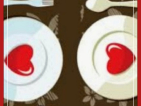 ❤️LOVE-ly Menu for Two