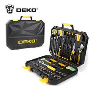 DEKO 128 PCS HAND TOOLS
