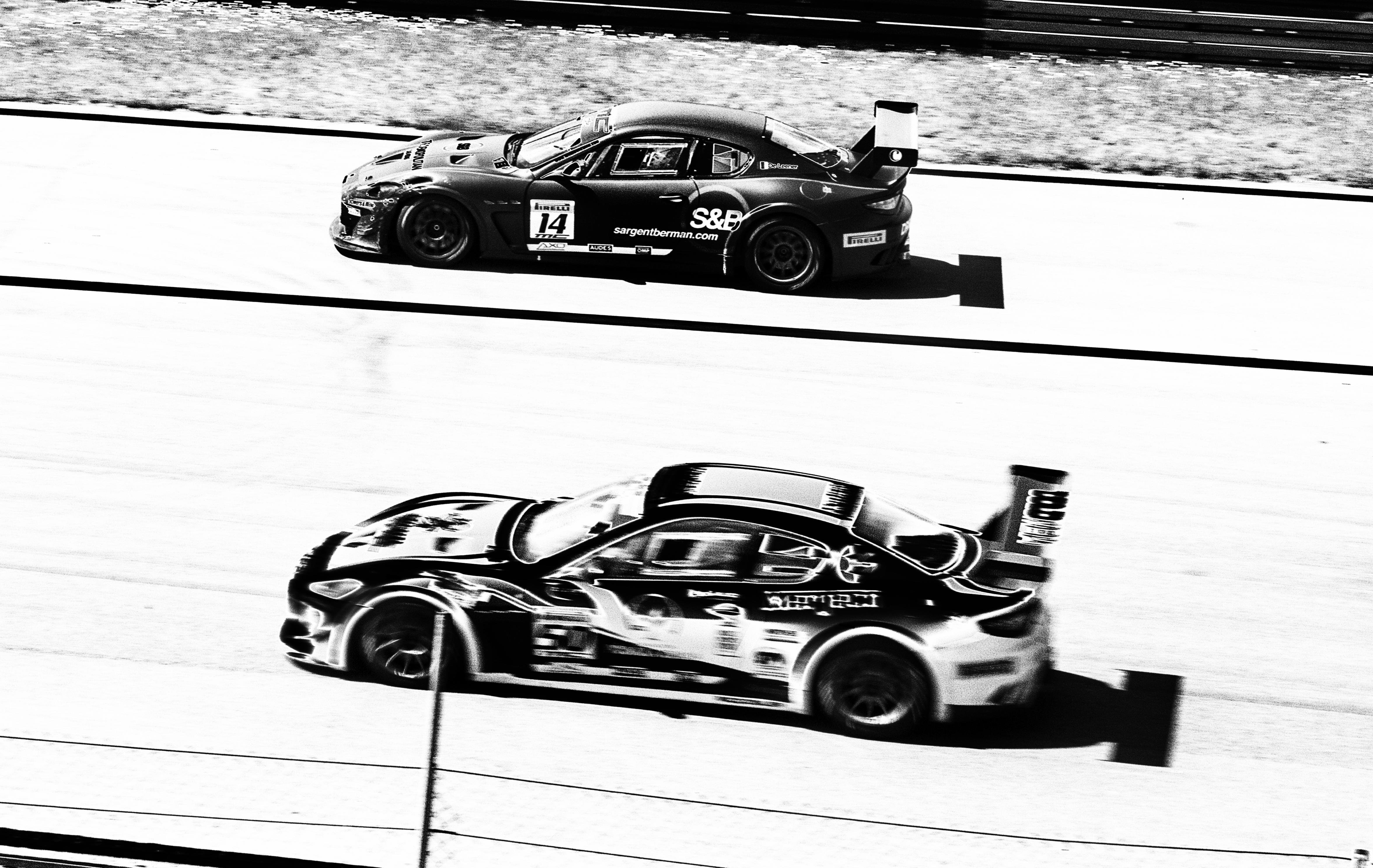 Maserati @ Nuerburgring