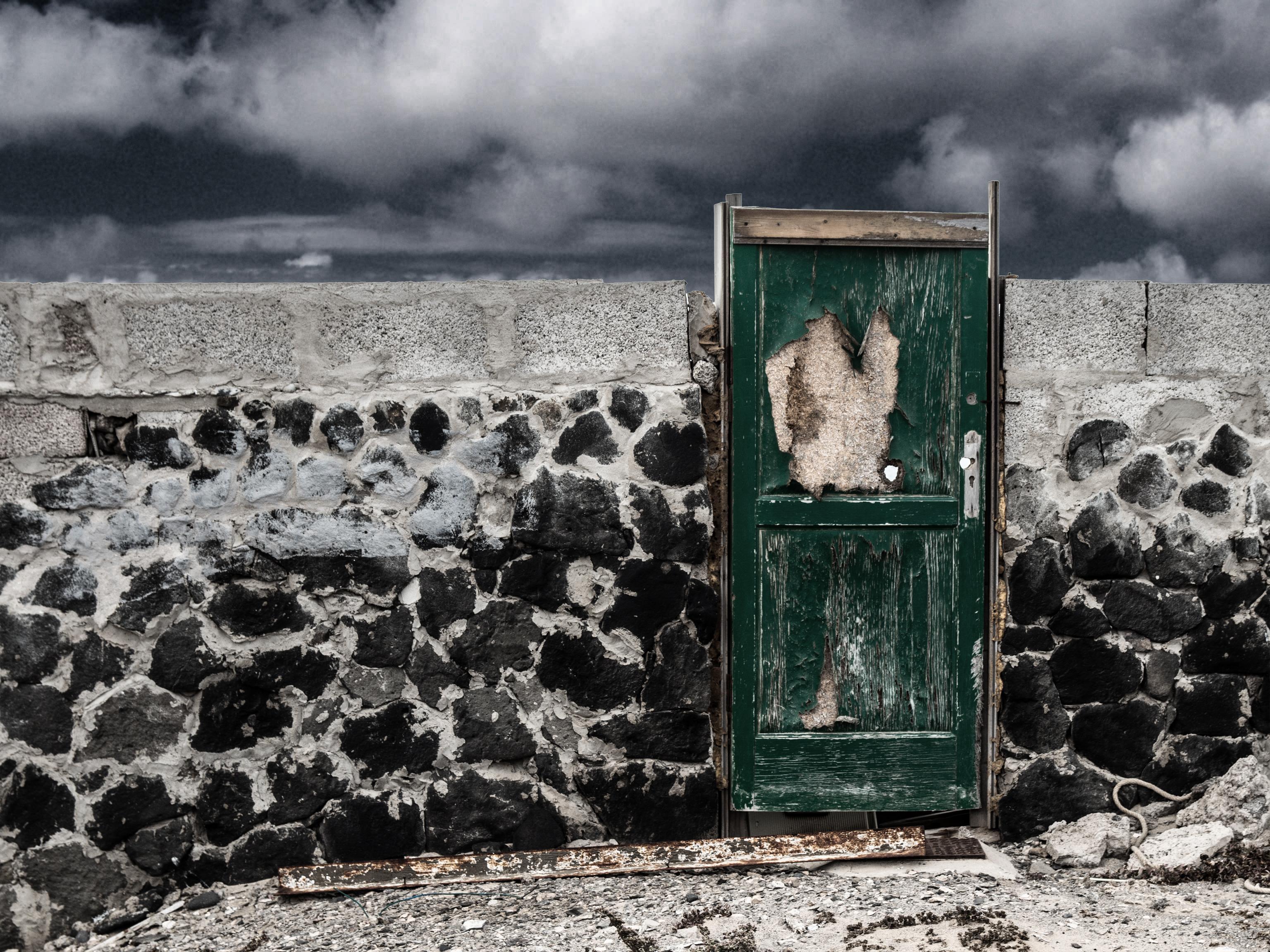 Too much knockings on Heavens door